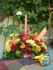 Autumn Delight - Cash&Carry ($19.99) from Olney's Flowers of Rome in Rome, NY