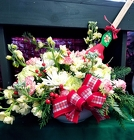 Deluxe Merry Mix-mas from Olney's Flowers of Rome in Rome, NY