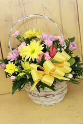 Simply The Greatest Basket from Olney's Flowers of Rome in Rome, NY