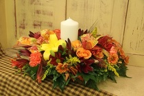 Give Thanks from Olney's Flowers of Rome in Rome, NY