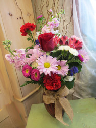 Lasting Love from Olney's Flowers of Rome in Rome, NY