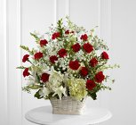 The FTD In Loving Memory ™ Arrangement from Olney's Flowers of Rome in Rome, NY
