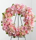The FTD® Loving Remembrance™ Wreath from Olney's Flowers of Rome in Rome, NY