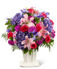 The FTD® We Fondly Remember™ Arrangement from Olney's Flowers of Rome in Rome, NY