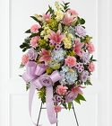 The FTD Blessings of the Earth™ Easel from Olney's Flowers of Rome in Rome, NY
