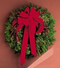 Christmas Wreaths from Olney's Flowers of Rome in Rome, NY