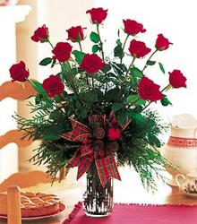 Christmas Roses from Olney's Flowers of Rome in Rome, NY