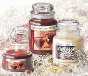 20% off All Candles from Olney's Flowers of Rome in Rome, NY