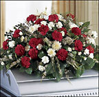 The FTD Sincerity Casket Spray from Olney's Flowers of Rome in Rome, NY
