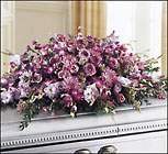 The FTD Loveliness Casket Spray from Olney's Flowers of Rome in Rome, NY