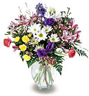 FTD Beloved Bouquet - Mixed Vase from Olney's Flowers of Rome in Rome, NY
