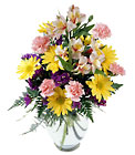 FTD Festive Wishes Bouquet from Olney's Flowers of Rome in Rome, NY