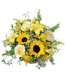 FTD Flowing Garden Bouquet from Olney's Flowers of Rome in Rome, NY