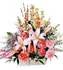 FTD Fresh Breeze Bouquet from Olney's Flowers of Rome in Rome, NY