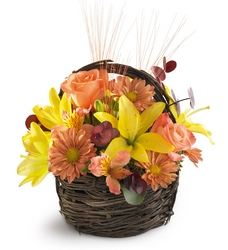 Sensational Splendor Basket