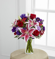 The FTD Stunning Beauty Bouquet from Olney's Flowers of Rome in Rome, NY