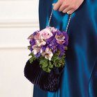Braidesmaid Purse Bouquet from Olney's Flowers of Rome in Rome, NY