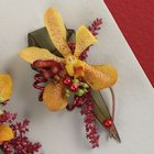 Mokara Orchid Boutonniere from Olney's Flowers of Rome in Rome, NY