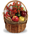 Health Nut Basket from Olney's Flowers of Rome in Rome, NY