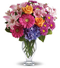 Wondrous Wishes by Teleflora from Olney's Flowers of Rome in Rome, NY
