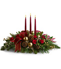 Christmas Elegance from Olney's Flowers of Rome in Rome, NY