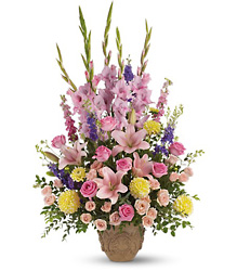 Ever Upward Bouquet by Teleflora from Olney's Flowers of Rome in Rome, NY