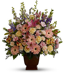 Teleflora's Loving Grace from Olney's Flowers of Rome in Rome, NY