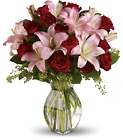 Lavish Love from Olney's Flowers of Rome in Rome, NY