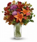 Teleflora's Fall Brights Bouquet from Olney's Flowers of Rome in Rome, NY