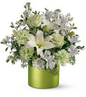 Sea Spray Bouquet from Olney's Flowers of Rome in Rome, NY