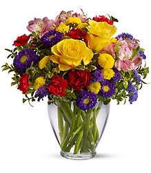 Brighten Your Day from Olney's Flowers of Rome in Rome, NY