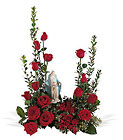 Teleflora's Our Lady of Grace from Olney's Flowers of Rome in Rome, NY